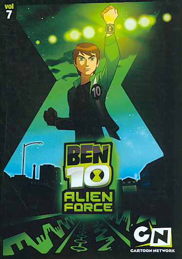 BEN 10 ALIEN FORCE:V7 BY BEN 10 ALIEN FORCE (DVD)