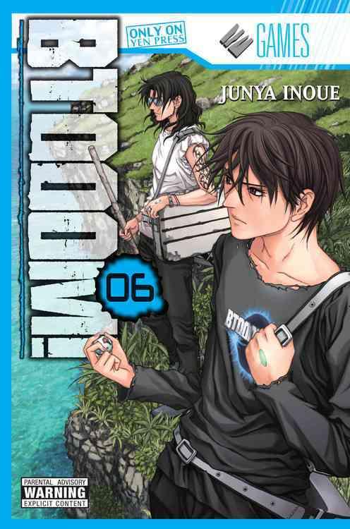 Btooom! 6 By Inoue, Junya (CRT)