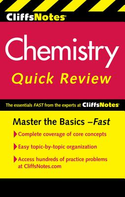 CliffsQuickReview Chemistry By Nathan, Harold D./ Henrickson, Charles